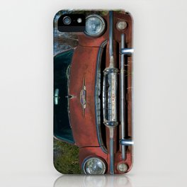 Retired Plymouth iPhone Case