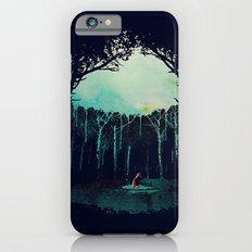 Deep in the forest iPhone 6 Slim Case