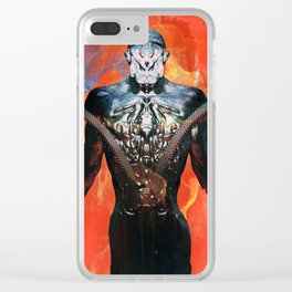 Pher Clear iPhone Case