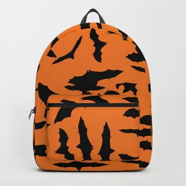Bats Halloween Backpack