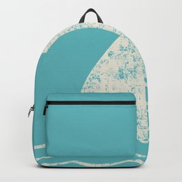 Beach Series Aqua - Shark Animal in the deep See Backpack