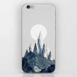 Full moon 2 iPhone Skin
