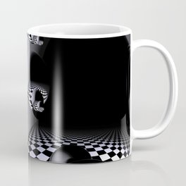 go red -4- Coffee Mug