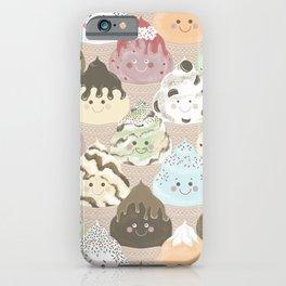 Ice Cream Makes Me Happy iPhone Case