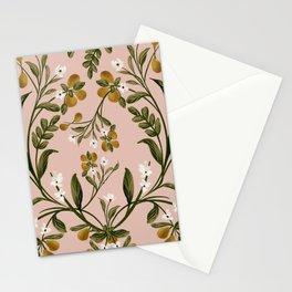Botanical Pears Stationery Cards