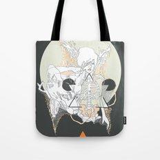 moon stone Tote Bag