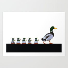 brood Art Print