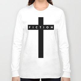 Fiction Cross Light Long Sleeve T-shirt