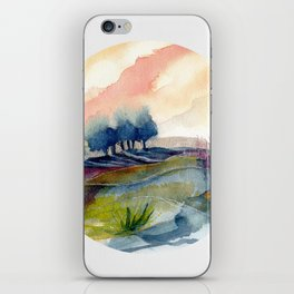 genius Loci 4 iPhone Skin