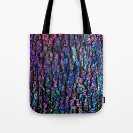 Afantasy Abstraction of Tree Bark Tote Bag