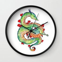 Chinese Zodiac: Dragon Wall Clock