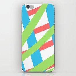 ColoredLines iPhone Skin