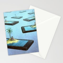 Connected Society Stationery Cards