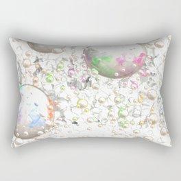 Bath Pearls Rectangular Pillow