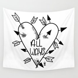 All Ways Wall Tapestry