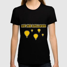 Hot Air  Balloons Oxygen  Water Events Party Gift  T-shirt