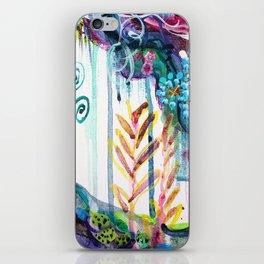 Flora and Fauna iPhone Skin