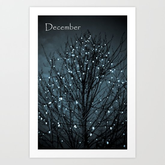 The 1st of December Art Print