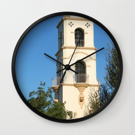 Ojai Post Office Tower Wall Clock