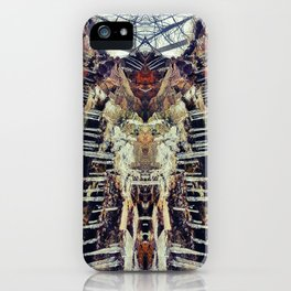 Stalatgmiti iPhone Case