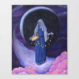 Star Mother Canvas Print