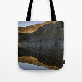 Wicklow Mountains Sunrise Tote Bag