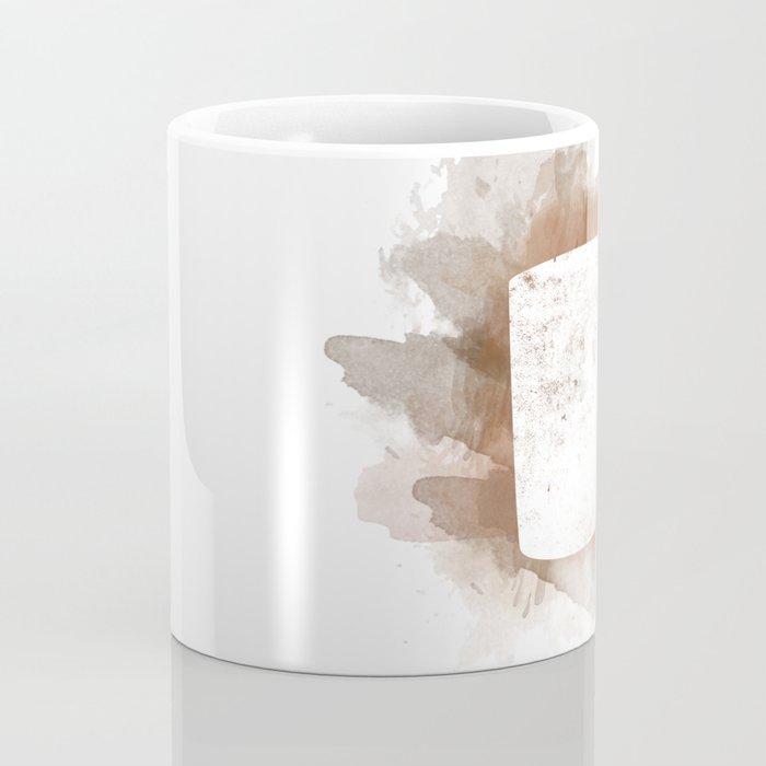 Coffee Stain Coffee Mug
