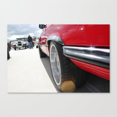 Pure class Canvas Print