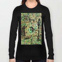 Technological Engine Long Sleeve T-shirt
