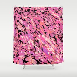 Freedom Fires Shower Curtain