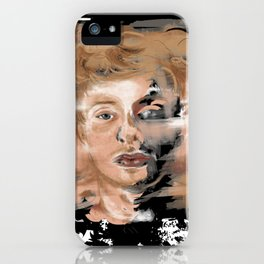 Composing from the heart iPhone Case