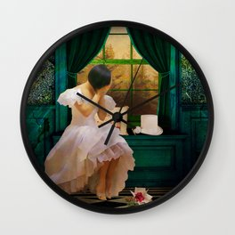 Hour of Seperation Wall Clock