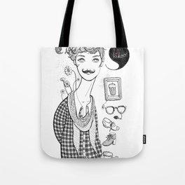 Kikoo! Tote Bag