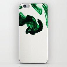 Ink and Water II iPhone & iPod Skin