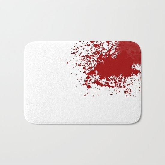 Bloody ... Bath Mat