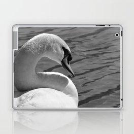 Sunning Swan by Teresa Thompson Laptop & iPad Skin