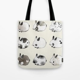 Little Bunnies Tote Bag