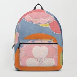 The Ten Biggest No 2 By Hilma Af Klint Backpack