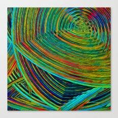 Rainbows 2 Canvas Print