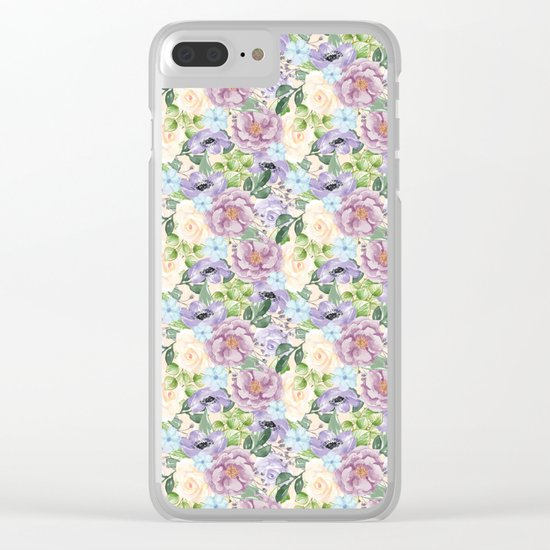 Spring is in the air #23 Clear iPhone Case