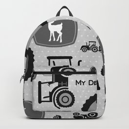 Farm Tractor Backpack