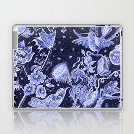 Violet Night Nature Scene Laptop & iPad Skin