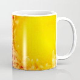 Think of the Sun - Fine Art Yellow and Red Nature Photography, Flower Coffee Mug