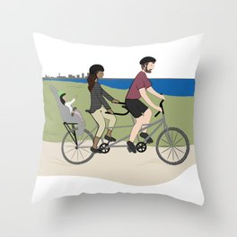 Carmelina Gift Project Throw Pillow