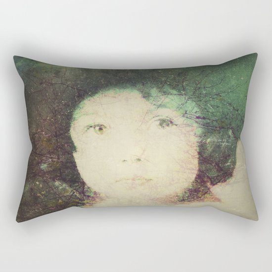 Childhood Rectangular Pillow