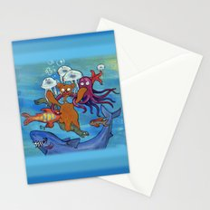 Out of reality. Stationery Cards