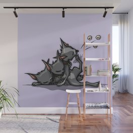 Lucerus The Cerberus Wall Mural