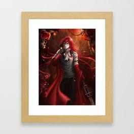 Grell Sutcliff Framed Art Print