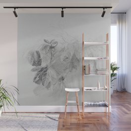 Plant Study Wall Mural
