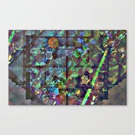 Holografika Canvas Print